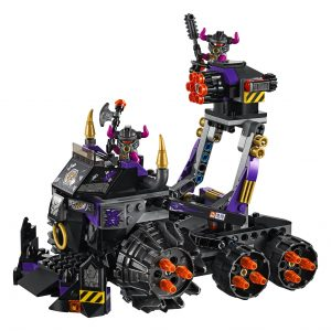 LEGO Monkey Kid - Iron Bull Tank (80007)