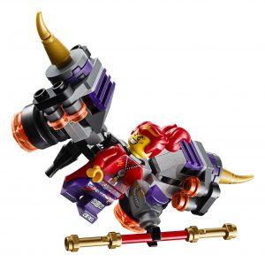 LEGO Monkey Kid -MonkieKid'sCloud Jet (80008)