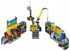 LEGO Monkey Kid - Monkie Kid's Team Secret HQ (80013)
