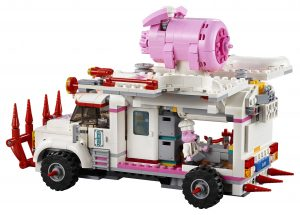 LEGO Monkey Kid - Pigsy's Food Truck (80009)