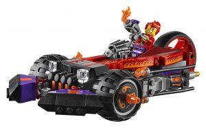 LEGO Monkey Kid - Red Son's Inferno Truck (80011)