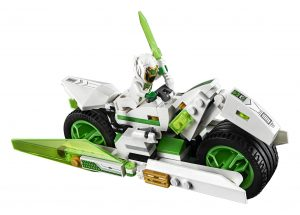 LEGO Monkey Kid - White DragonHorseBike (80006)