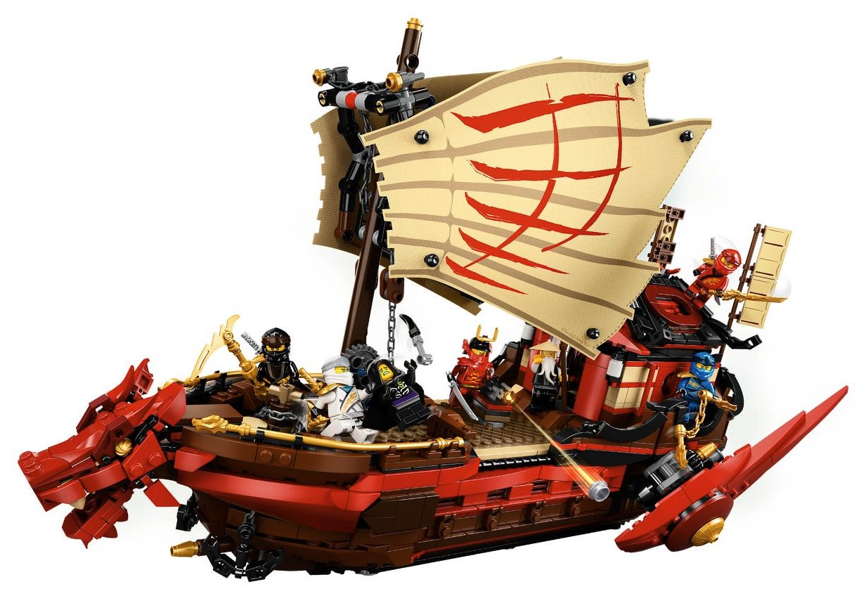 LEGO Ninjago - Bounty del Destino (71705)