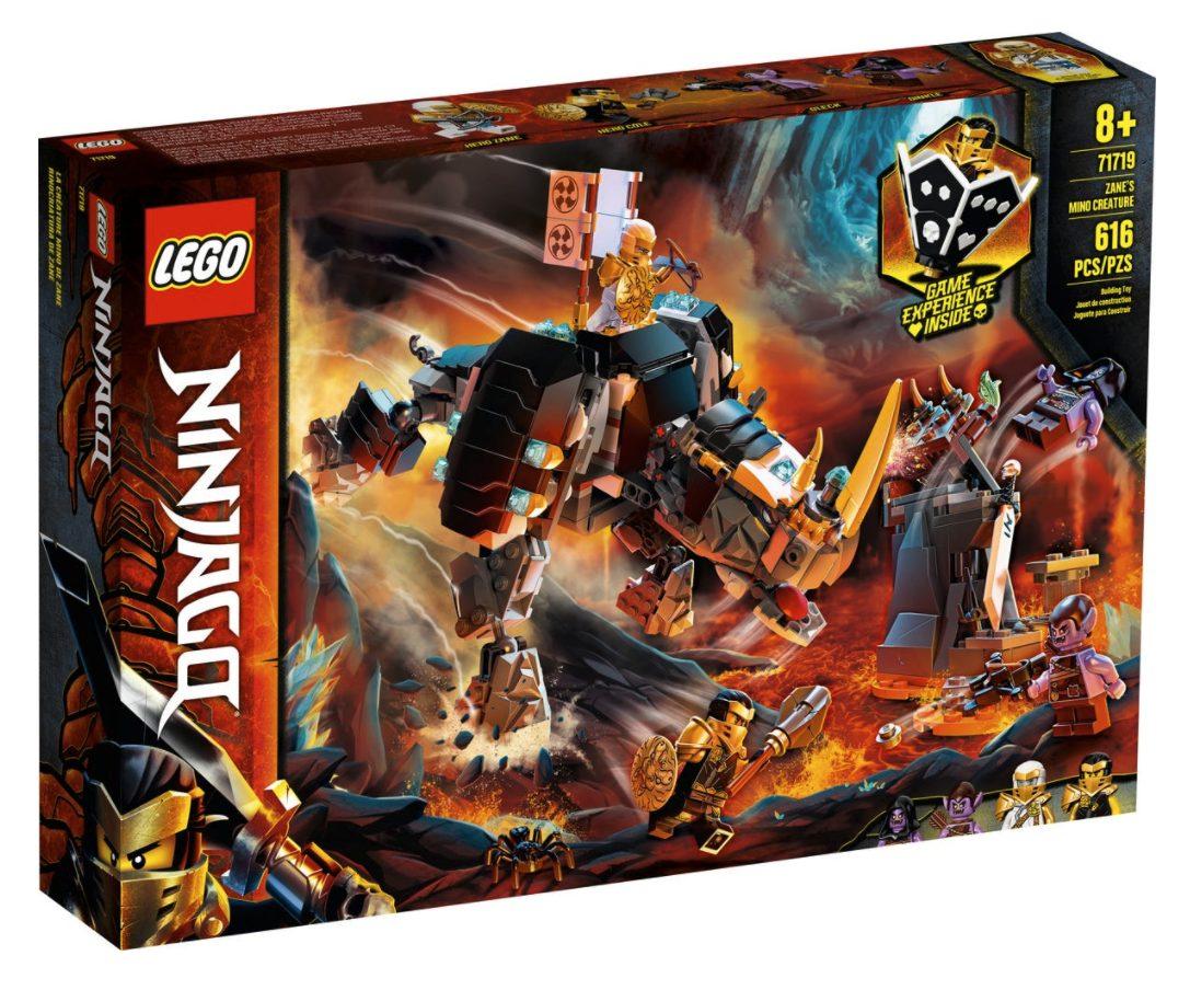 LEGO Ninjago - Creatura Mino di Zane (71719)