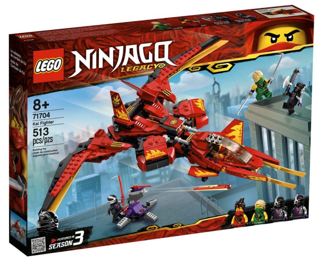 LEGO Ninjago - Fighter di Kai (71704)