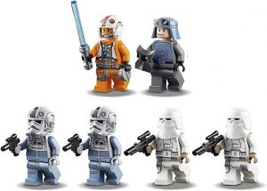 LEGO-Star-Wars-75288-AT-AT-minifigures