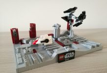 LEGO Star Wars Battaglia della Death Star II (40407)