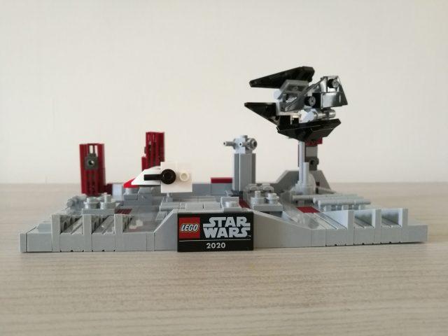 LEGO Star Wars Battaglia della Death Star II (40407)