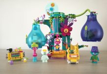 LEGO Trolls World Tour - Festa al Villaggio Pop (41255)