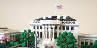 LEGO Architecture - La Casa Bianca (21054)