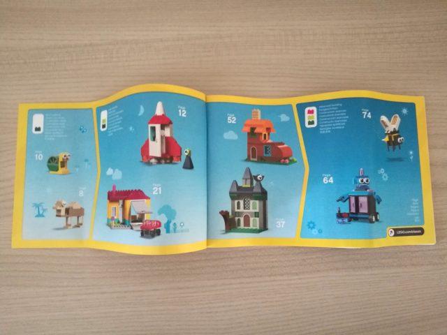 LEGO Classic - Le finestre della creatività (11004)