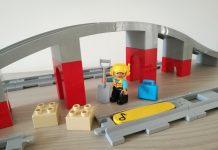 LEGO Duplo - Ponte e Binari Ferroviari (10872)