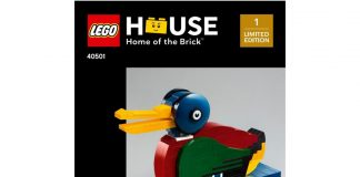 LEGO-House-Wooden-Duck-4050