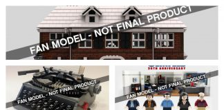 LEGO Ideas Vincitori Terza Fase di Revisione 2019