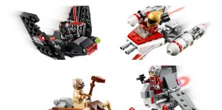 LEGO Star Wars Microfighters Serie 7