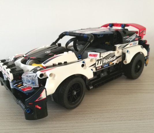 LEGO Technic - Auto Da Rally Top Gear Telecomandata (42109)