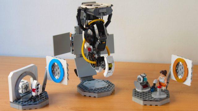 Portal 2 - GlaDOS vs Chell e Wheatley