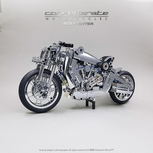 R131 Fighete Motorcycle