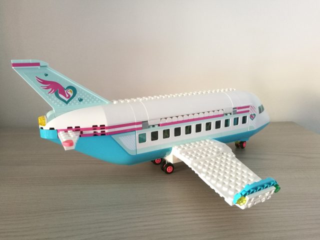 LEGO Friends 41429 - L'Aereo di Heartlake City