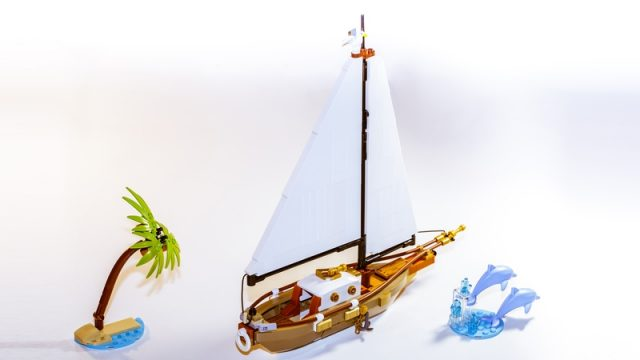 LEGO Ideas Sailing Ship Adventures