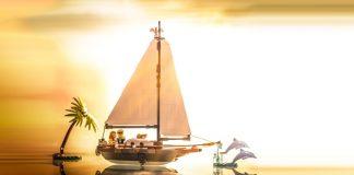 LEGO Ideas Sailing Ship Adventures
