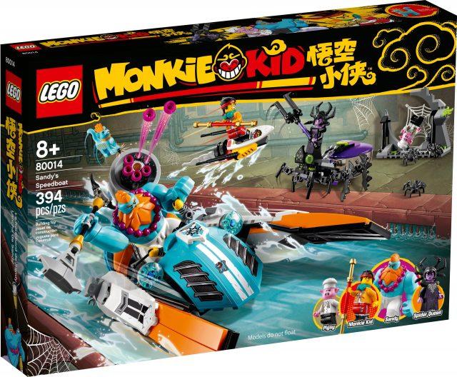 LEGO-Monkie-Kid-Sandys-Speedboat-80014