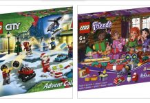 Rivelati i Nuovi Calendari dell'Avvento LEGO City e Friends 2020