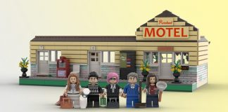 Schitt's Creek The Rosebud Motel