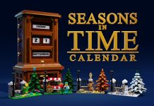 Seasons in Time Calendar