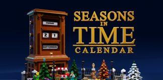 Seasons in Time Calendar