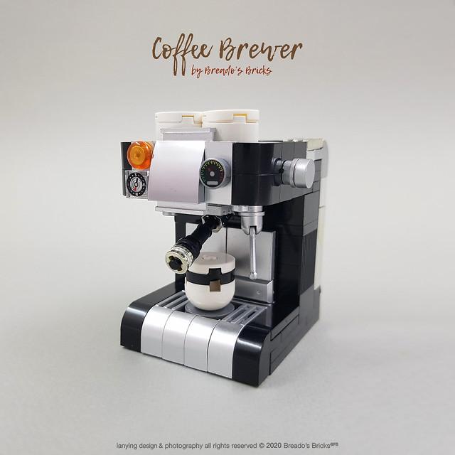 Coffee brawer