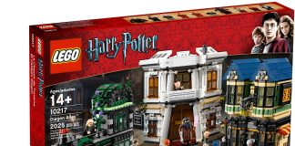 Harry Potter Diagon Alley (75978)