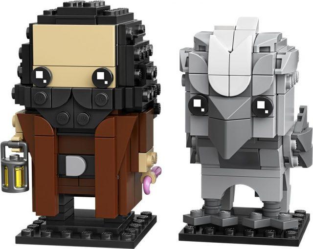 LEGO BrickHeadz Harry Potter Hagrid and Buckbeak (40412)