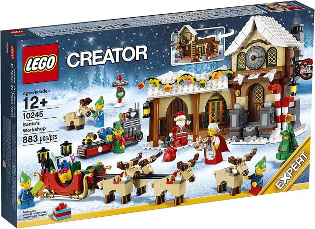 LEGO Creator Winter Village elf Clubhouse 10275