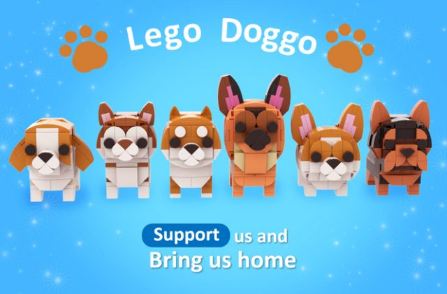 LEGO Doggo