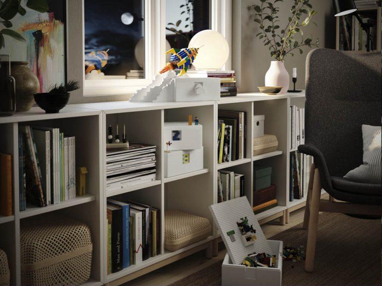 Rivelata Ufficialmente la Collezione LEGO IKEA BYGGLEK ...