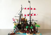 LEGO Ideas - I Pirati di Barracuda Bay (21322)