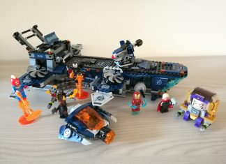 LEGO Marvel Super Heroes - Helicarrier degli Avengers (76153)