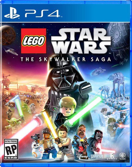 LEGO Star Wars - The Skywalker Saga