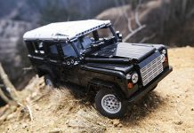 Landrover defend