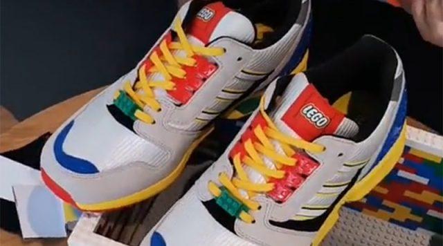 LEGO-Adidias-trainers