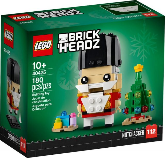 LEGO-BrickHeadz-Seasonal-Nutcracker-40425