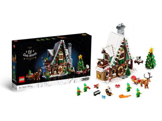 LEGO-Creator-Elf-Club-House-10275