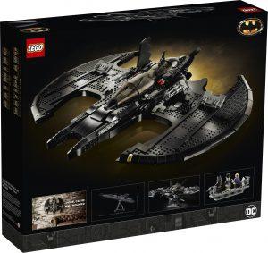 LEGO Dc Comics - Batman Batwing 1989 (76161)