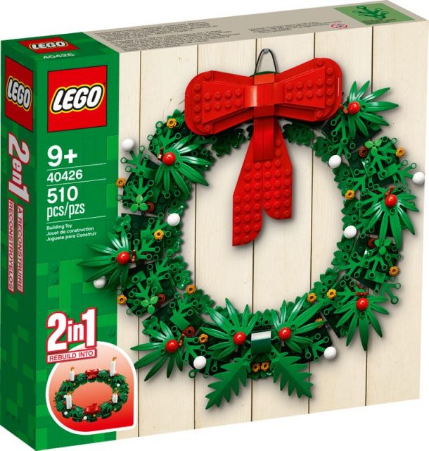 LEGO-Seasonal-Christmas-Wreath-2-in-1-40426