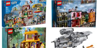 Novità LEGO Settembre 2020