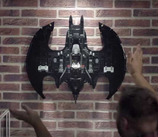 1989 Batwing Designer Video | LEGO Batman 76161
