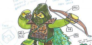 LEGO-Collectible-Minifigures-sketches
