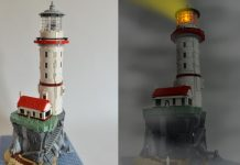 LEGO-Ideas-Motorized-Lighthouse