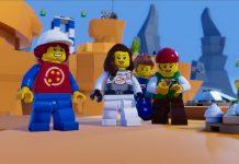 LEGO-Unity-Microgame